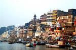 Morning in Varanasi 2 India