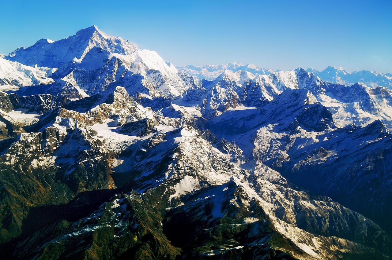 Himalaya Mountains 7 by CitizenFresh on DeviantArt