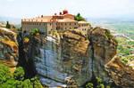 Meteora  Monastery 1