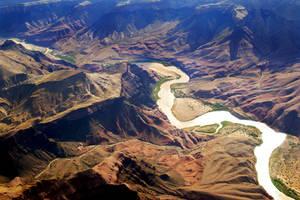 Colorado River Grand Canyon by CitizenFresh