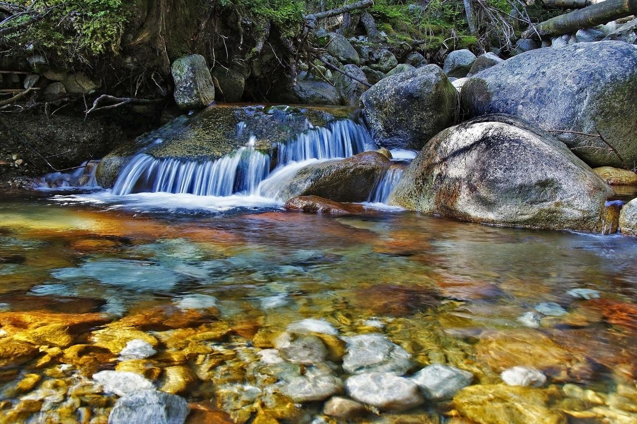 Mountain  Stream 2 by CitizenFresh