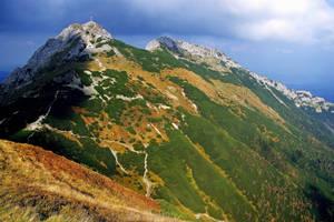 Autumn In Mountains 1 by CitizenFresh