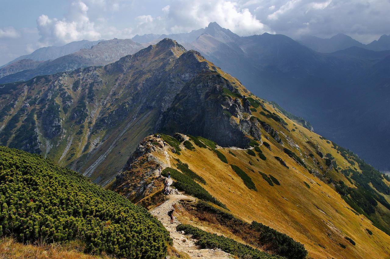 Autumn In Mountains 3 by CitizenFresh