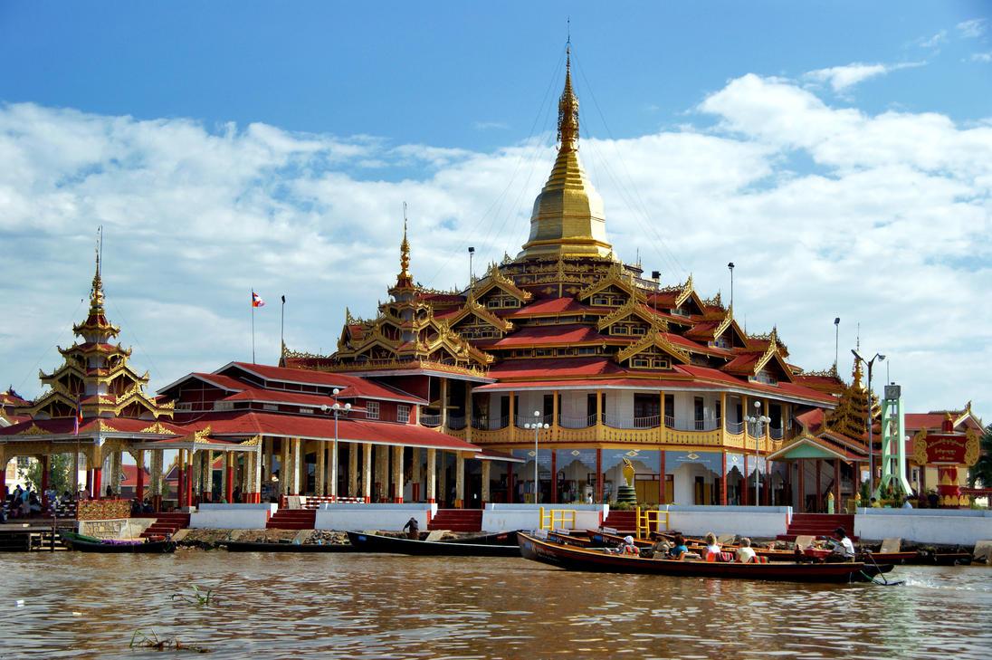 Phaung Daw Oo by CitizenFresh
