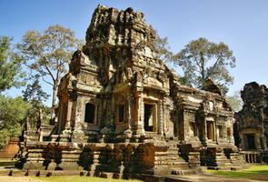Thommanon Temple 1 by CitizenFresh