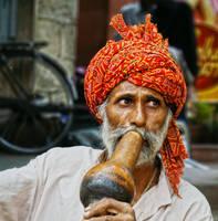 Snake  Charmer by CitizenFresh