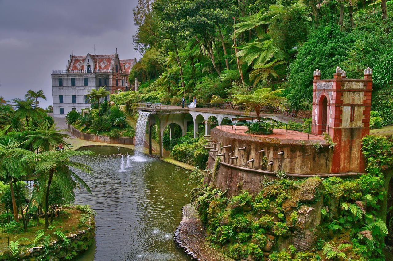monte palace tropical garden by citizenfresh on deviantart. Black Bedroom Furniture Sets. Home Design Ideas