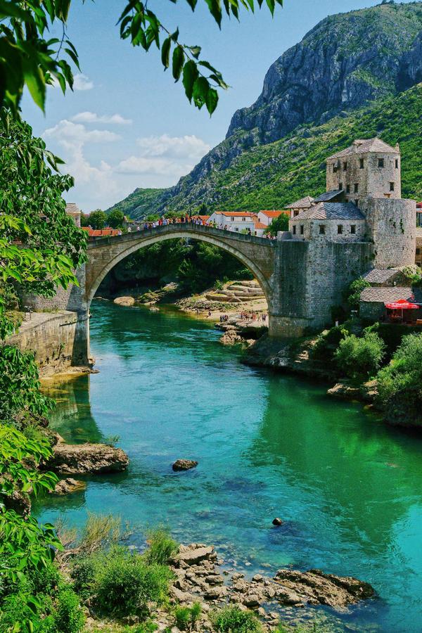 Mostar -Old Bridge 2 by CitizenFresh