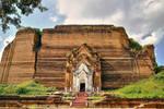 Mingun -  Pagoda