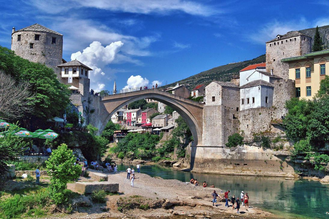Mostar Croatia Tour