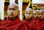 Buddhist  Monks 1