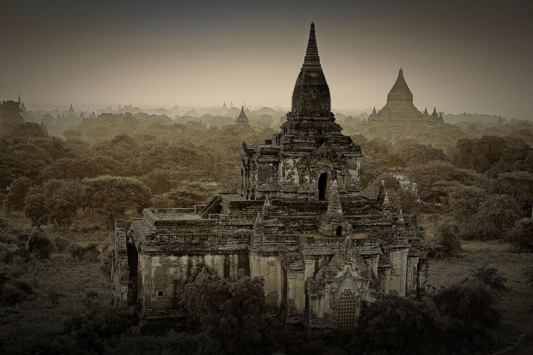 Bagan Temples by CitizenFresh