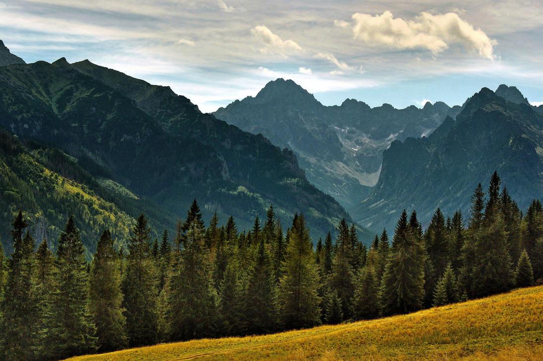 Tatra Mountains 15 by CitizenFresh