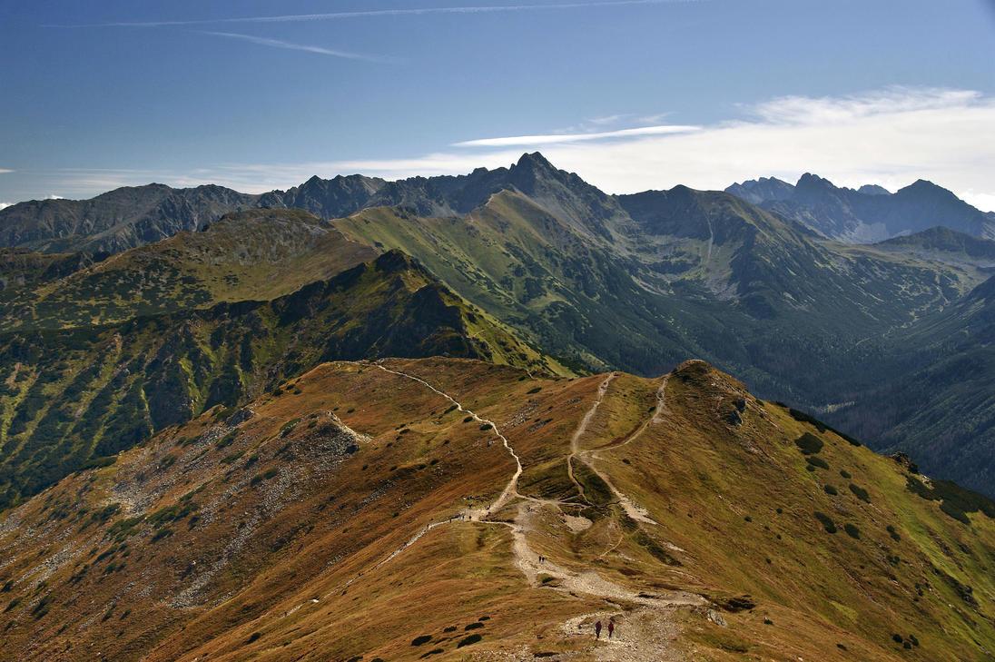 Autumn  In  Mountains 10 by CitizenFresh