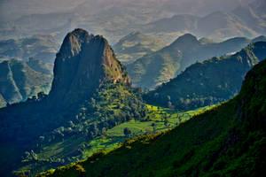 Semien Mountains by CitizenFresh