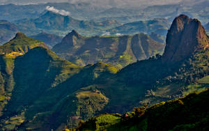 Semien Mountains 1 by CitizenFresh