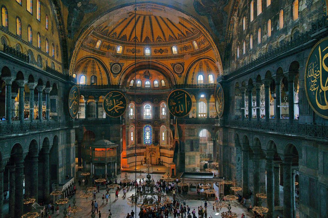 Hagia  Sophia by CitizenFresh