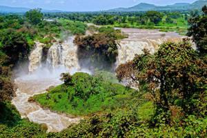 Blue Nile Falls  2 by CitizenFresh