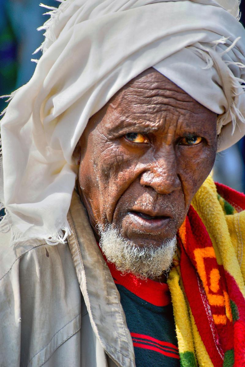 Ethiopian Faces 6 by CitizenFresh