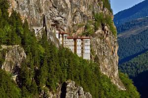 Sumela Monastery by CitizenFresh