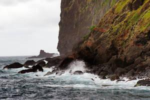 Cliffs of Madeira 8 by CitizenFresh