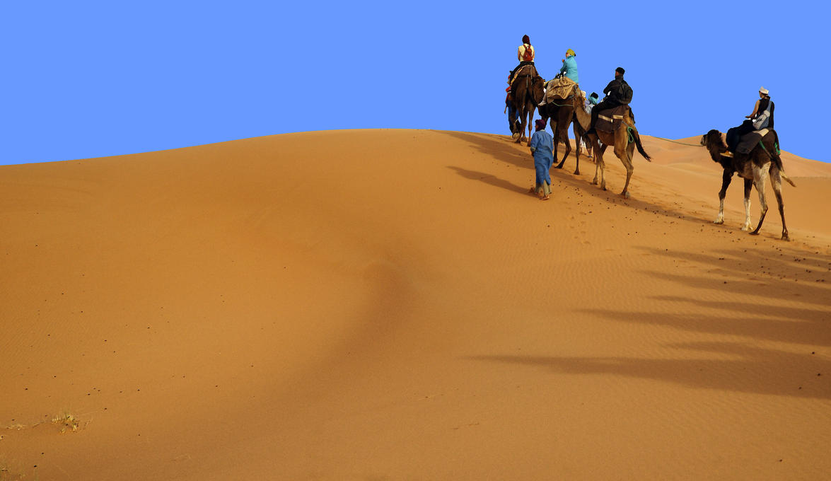 Sahara  Desert 2 by CitizenFresh