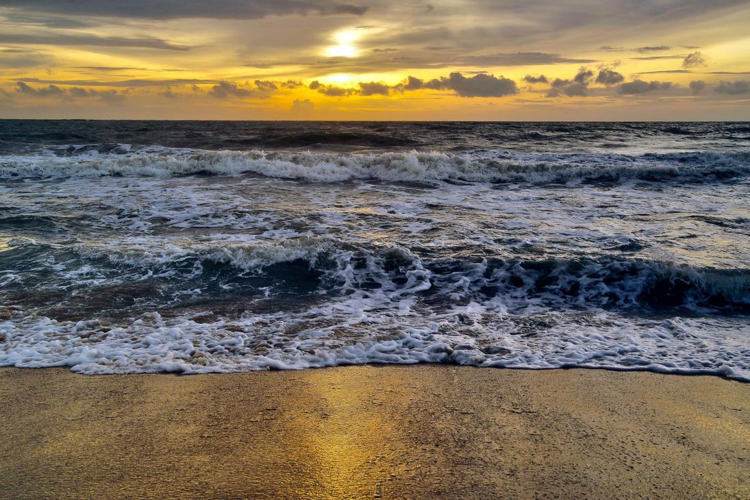 Golden  Coast by CitizenFresh