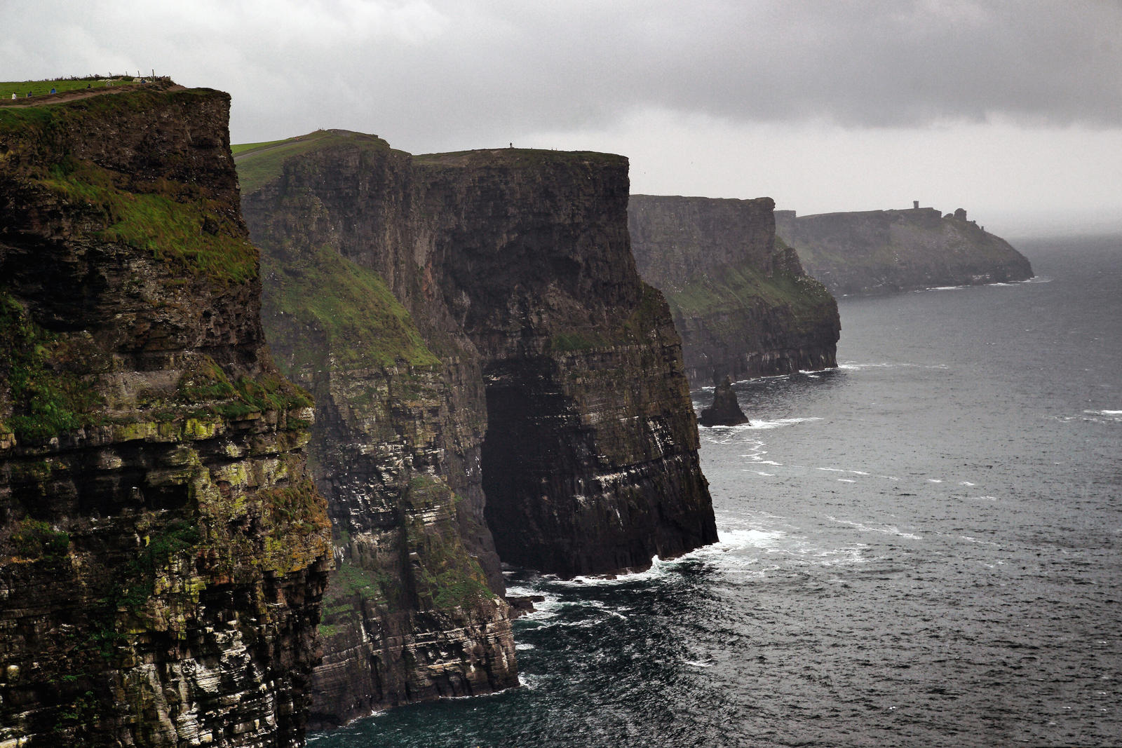 Cliffs Of Moher By Citizenfresh On Deviantart