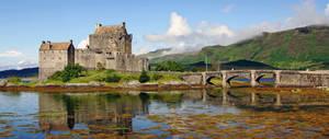 Eilean Donan Castle 4 by CitizenFresh