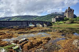 Eilean Donan Castle 5 by CitizenFresh