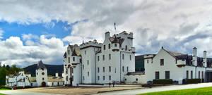 Blair  Castle by CitizenFresh