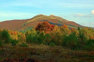 Autumn in Bieszczady by CitizenFresh