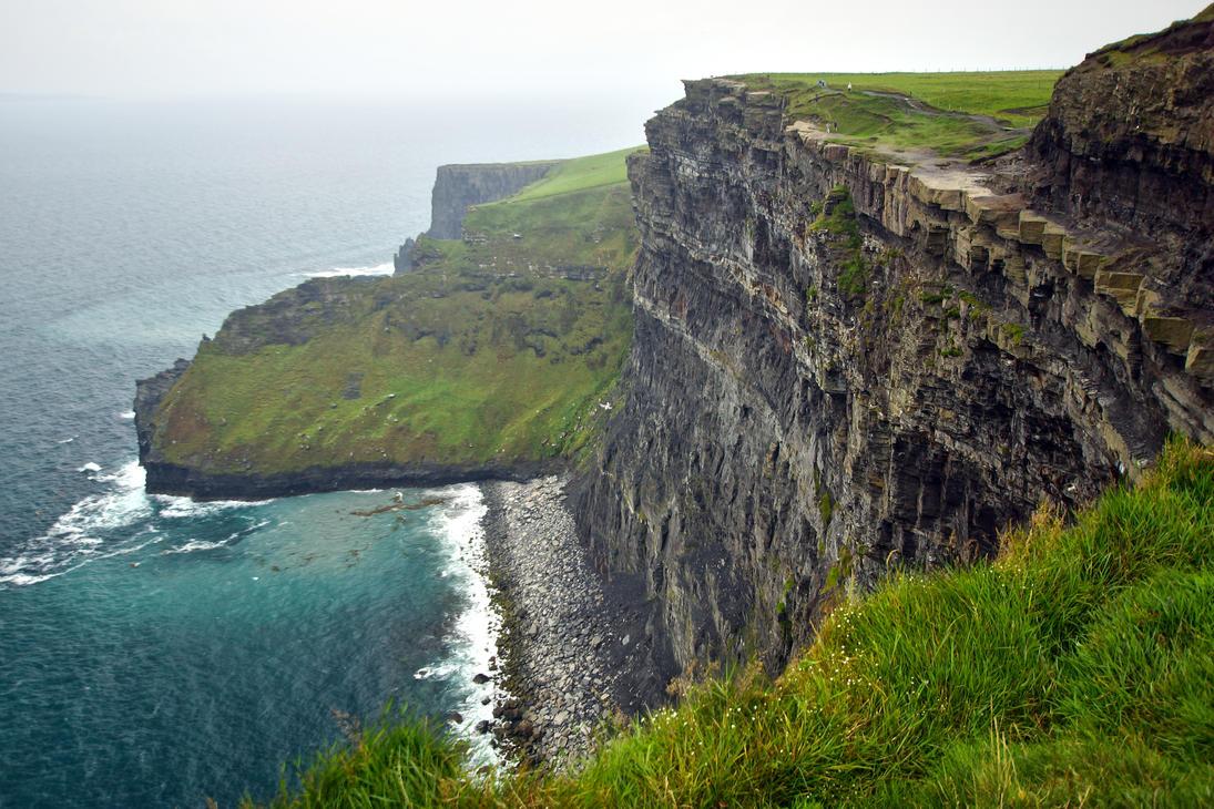 Cliffs of Moher 3 by CitizenFresh