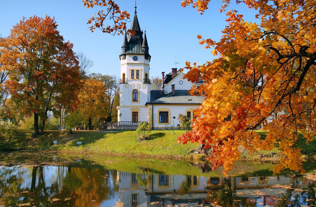 Olszanica Palace by CitizenFresh