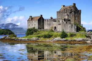 Eilean Donan Castle 6 by CitizenFresh