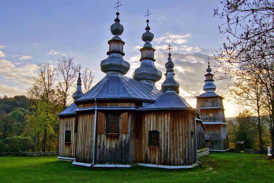 Orthodox Church of St. Michael the Archangel by CitizenFresh