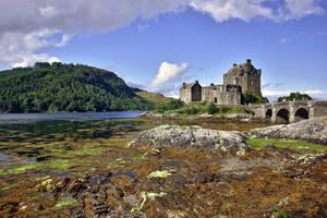 Eilean Donan Castle  7 by CitizenFresh