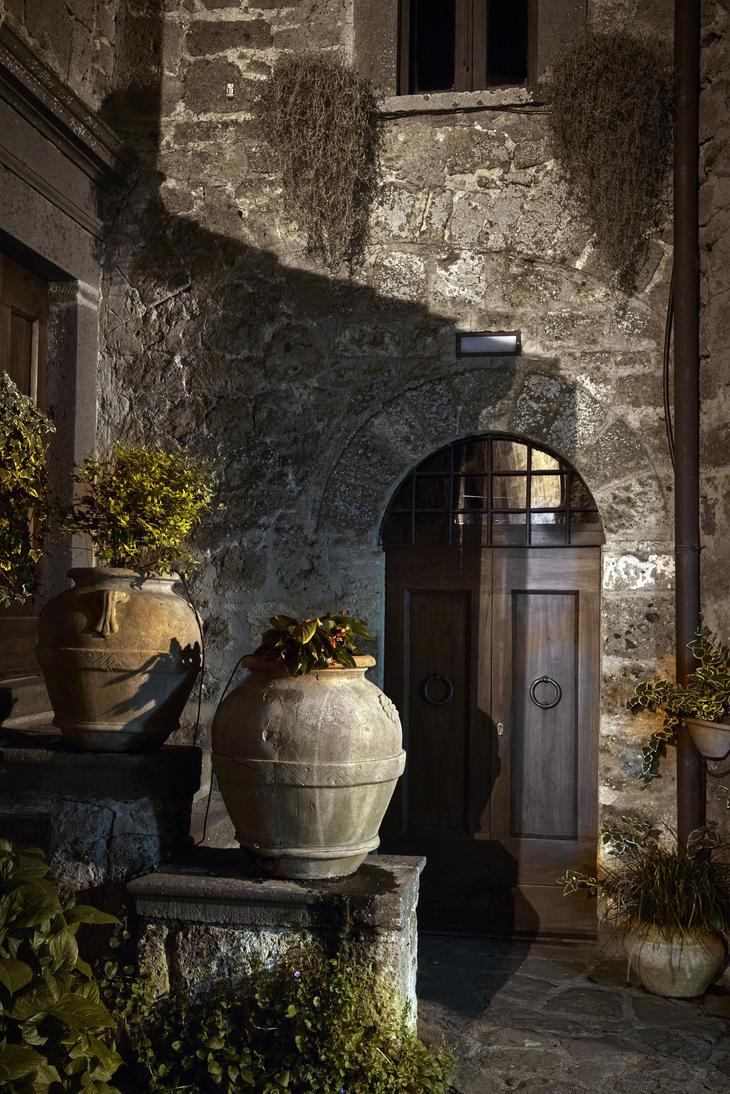 Streets of Civita di Bagnoregio by CitizenFresh