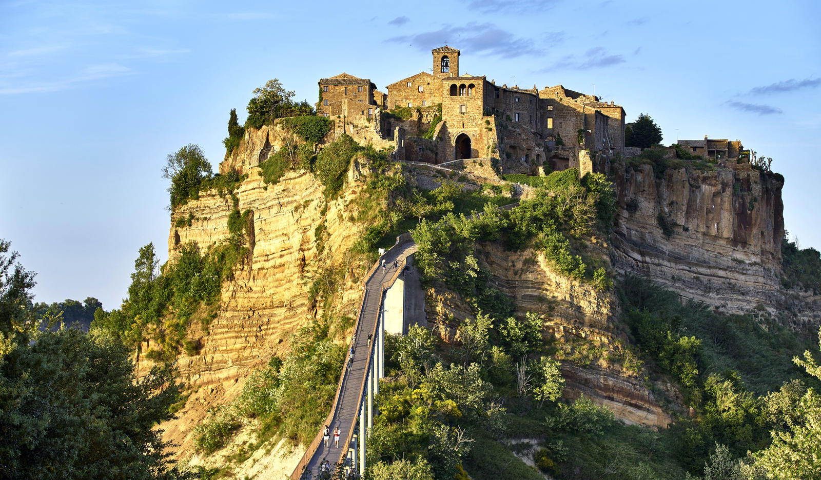 Civita di Bagnoregio by CitizenFresh on DeviantArt