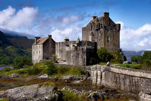 Eilean Donan Castle 9 by CitizenFresh