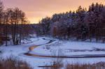 Winter  Afternoon by CitizenFresh