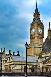 Big  Ben by CitizenFresh
