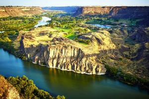 Snake River Canyon by CitizenFresh