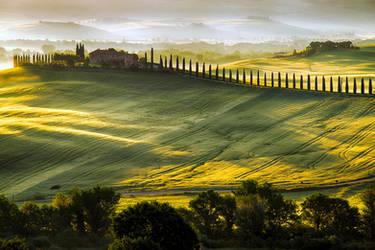 Magic Tuscany 3 - 5:22 AM by CitizenFresh