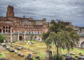 Forum Romanum by CitizenFresh