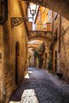 Streets of Orvieto 2
