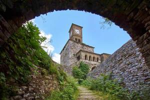 Gjirokaster Castle by CitizenFresh