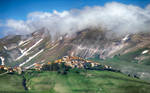 Castellucio (Norcia) - before the earthquake