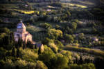 Montepulciano-late afternoon