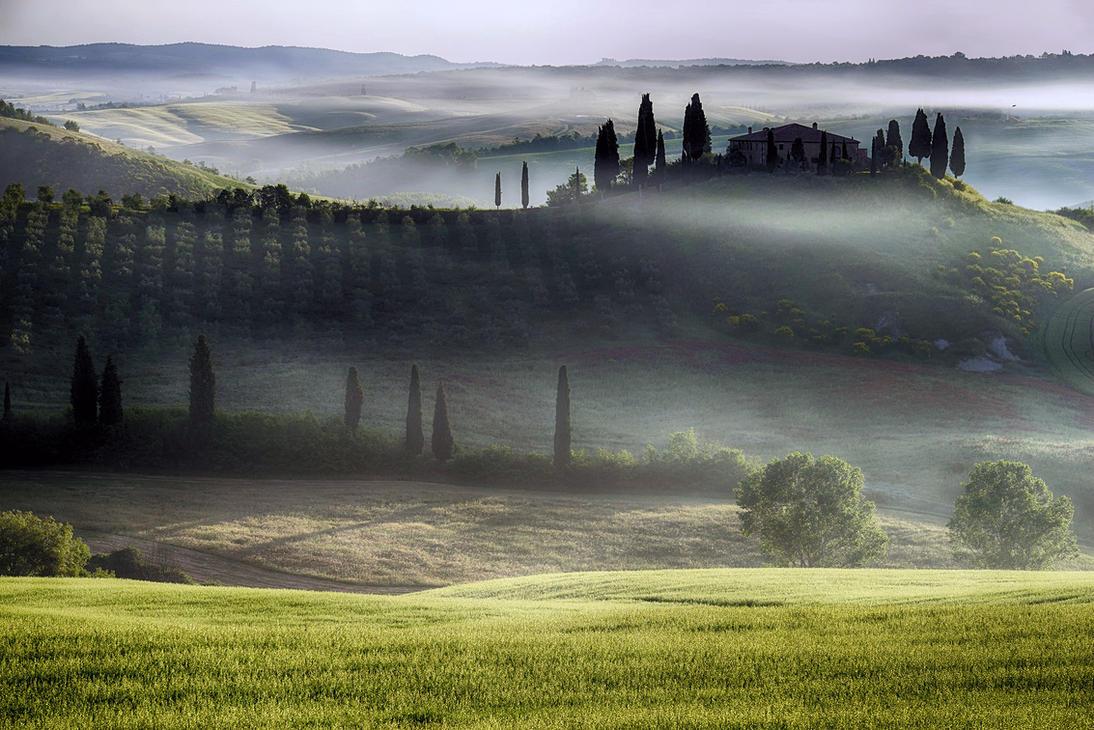 Magic Tuscany 14 -  5:41 AM by CitizenFresh